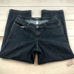 Venezia Stretch Bootcut Jeans Sz 1  Junior (#218)